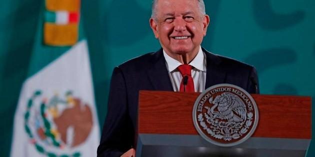 AMLO urge a terminar obras del gobierno federal en 2023