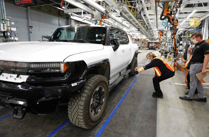 General Motors pretende duplicar sus ingresos en 2030