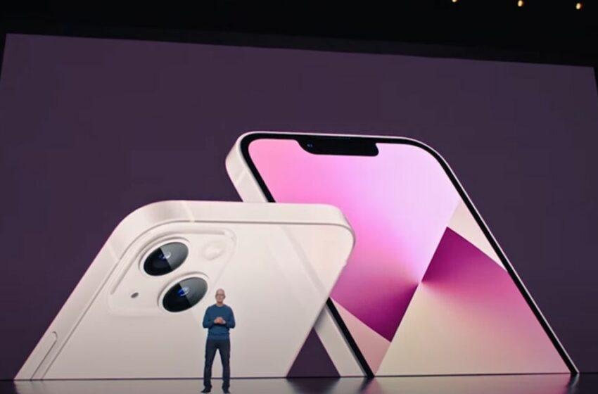 Apple reducirá producción del iPhone 13, a causa de la escasez de chips