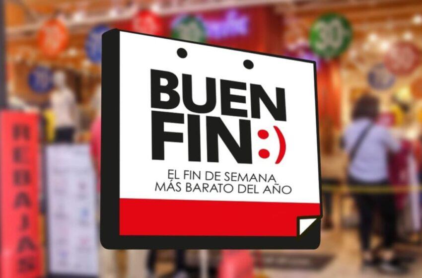 Mexicanos gastarán más en línea durante el Buen Fin 2021: AMVO