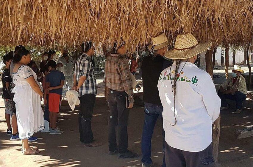 Organizan yaquis un festival en protesta por construcción de acueducto en Sonora – El Comentario