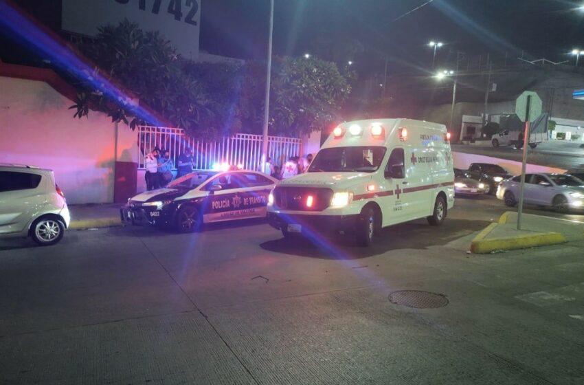 Chocan dos autos en la avenida México 68 de Culiacán, Sinaloa – Debate
