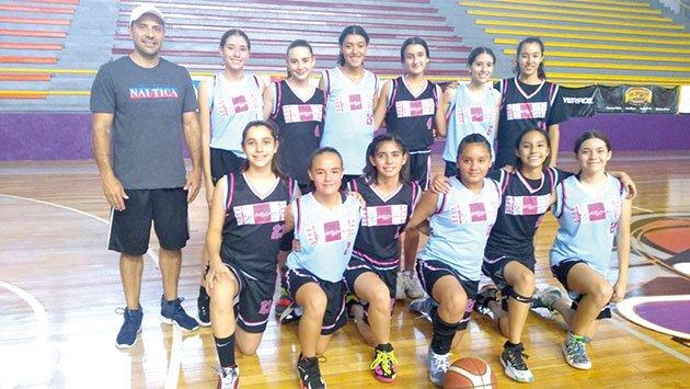 Entrenan saltillenses para el Nacional U13 de Basquetbol Femenil – Periódico Zócalo