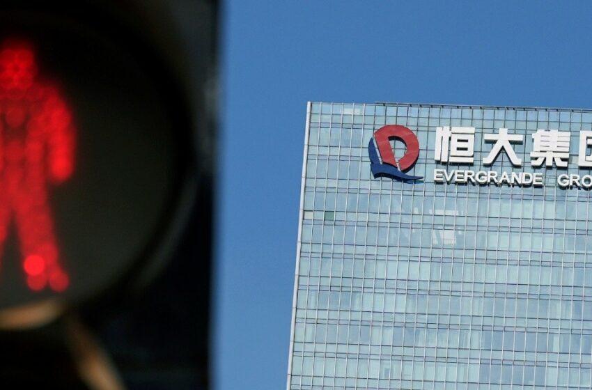 Mercados de bonos chinos vuelven a desplomarse tras vencimiento de nuevo plazo de Evergrande