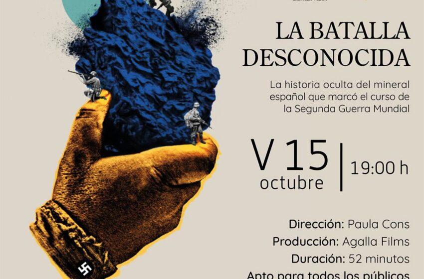 El MSM continúa su ciclo de documentales 'Minería en España más allá del carbón' – Europa Press