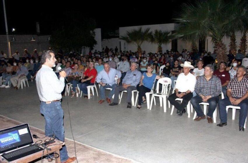Ex gobernador Guillermo Padrés regresa a la política con el PAN Sonora – La Jornada