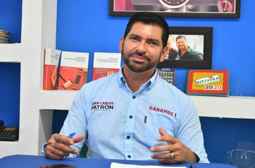 Juan Carlos Patrón, titular de la Comisión de Pesca de Sinaloa – Debate