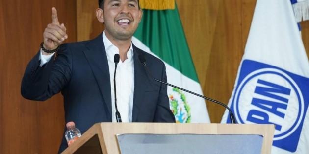 Marko Cortés ofrece arbitraje parejo para candidatura presidencial