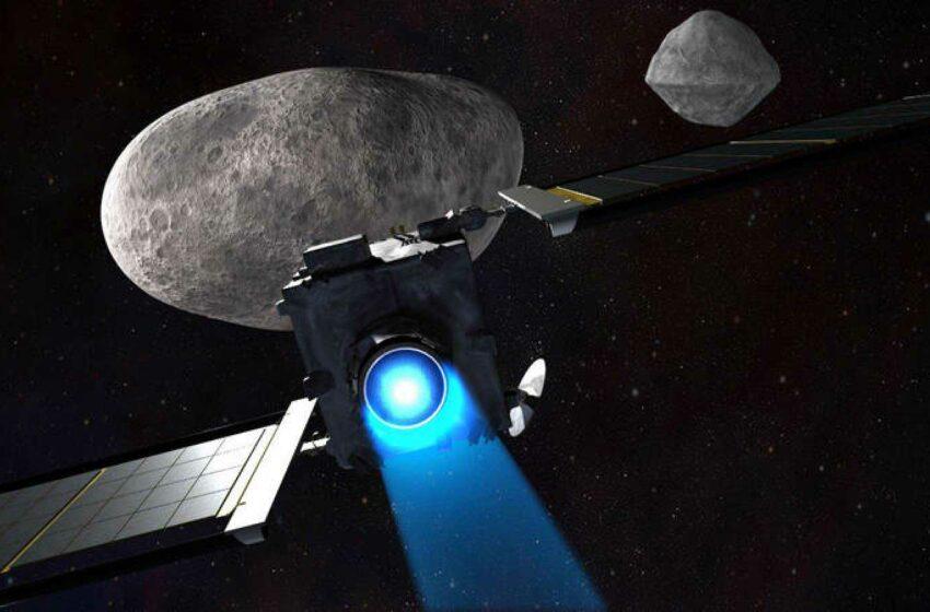 NASA planea estrellar una nave espacial contra un asteroide