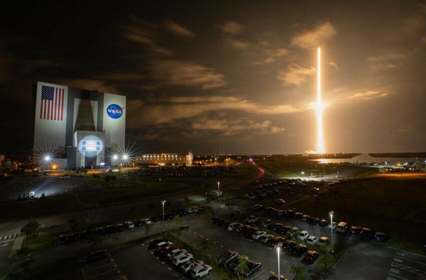 NASA y SpaceX alistan tercera misión comercial tripulada