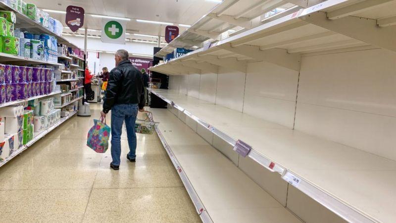 Escasean alimentos en estantes; no es Venezuela, sino Reino Unido – todotexcoco.com