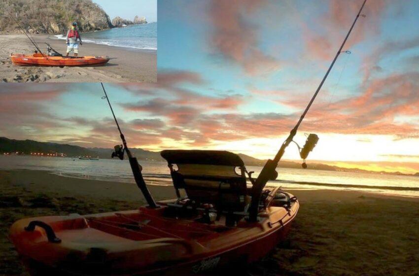 Manzanillo tendrá Primer Torneo de Pesca en Kayak 2021 – Big Fish