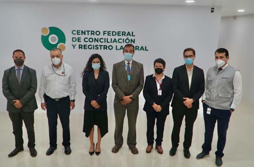 Secretaria visita Puebla para conocer los avances en la Reforma Laboral – El Sol de Puebla …