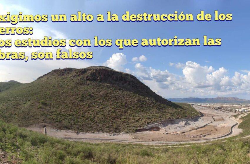 Presentan irregularidades en construcción de fraccionamiento Hacienda Nueva España …