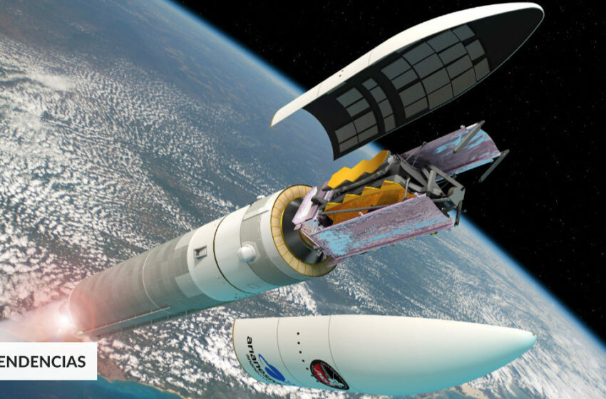 El telescopio espacial James Webb llegó a la Guayana Francesa y se prepara para su lanzamiento