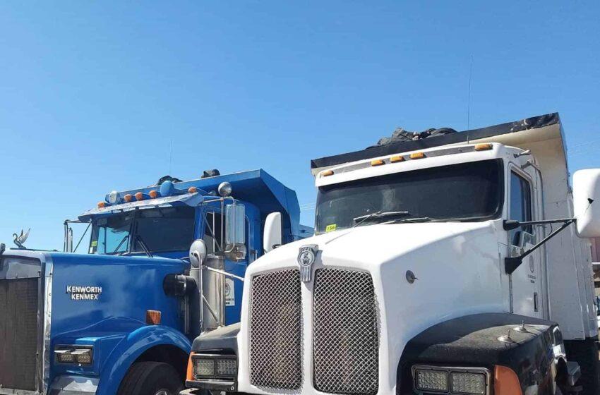 Tomarán medidas transportistas de carga para reforzar seguridad – Diario del Yaqui